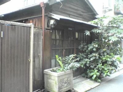 防火用水(台東区上野三丁目)